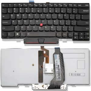 Πληκτρολόγιο Ελληνικό-Greek Laptop Keyboard Lenovo Thinkpad X1 carbon 04Y0786 04Y2953 04X3601 0C02177 (Κωδ.40469USNOFRBCKLIT)