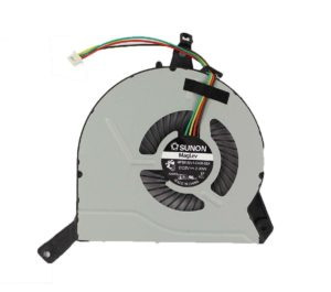 Ανεμιστηράκι Laptop - CPU Cooling Fan HP Pavilion DFS200405040T Power DC 5V Current 0.5A Connector 4-pin Συμβατότητα με HP Compatible with Laptop Model HP Pavilion 14-V 14-V028TX 15-V 15-P 767712-001 Q139 Q140(Κωδ. 80219)