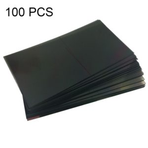 100 PCS LCD Filter Polarizing Films for Galaxy A7 (2018) / A730