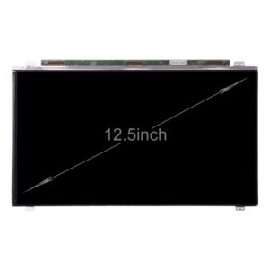 NV125FHM-N82 12.5 inch 30 Pin 16:9 High Resolution 1920 x 1080 Laptop Screens IPS TFT LCD Panels
