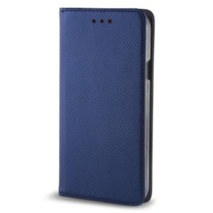 Smart Magnet case for Samsung Galaxy S6 Edge navy blue