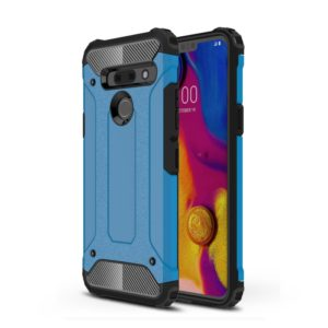 Magic Armor TPU + PC Combination Case for LG G8 ThinQ (Blue)