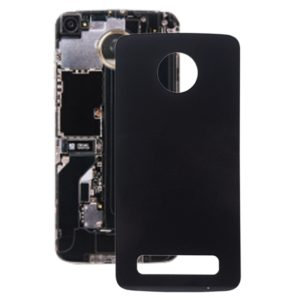 Battery Back Cover for Motorola Moto Z Play XT1635(Black)