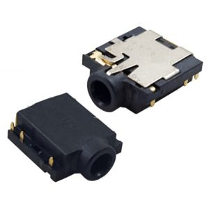 Bύσμα Ήχου - Audio Jack Socket Port για Laptop - 3.5 mm for HP G6-2000 (Κωδ.1-AUX003)