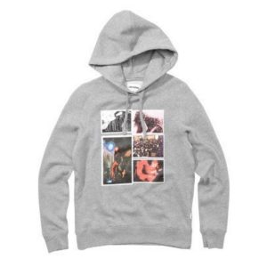 CONVERSE PHOTO PULLOVER HOODIE 10002093 A01 035