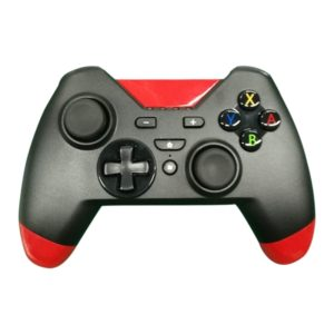 Nintendo Switch Pro Bluetooth Game Joystick Controller(Black Red)