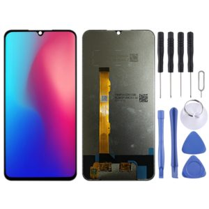 LCD Screen and Digitizer Full Assembly for Vivo Z3 / Z3i(Black)