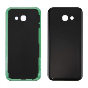 Battery Back Cover for Galaxy A5 (2017) / A520(Black)