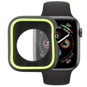 Silicone Full Coverage Case for Apple Watch Series 5 & 4 44mm(Green)