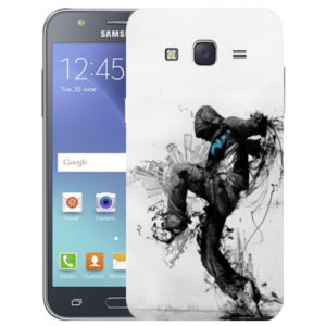 Silicone Case Parkour for Samsung Galaxy J5