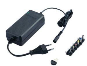 Τροφοδοτικό Ηλεκτρονικών Switching Power Adapter Charger 3-15V 2.4-3A PSUS-36VA & 6 Χ Connectors