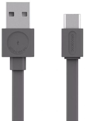 allocacoc USB Cable USB-C grey