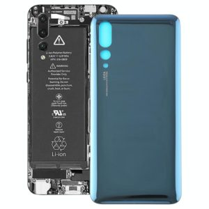 Back Cover for Huawei P20 Pro(Blue)