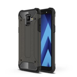 Magic Armor TPU + PC Combination Case for Galaxy A6 (2018) (Bronze)