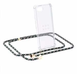 Camouflage phone necklace by XOUXOU Berlin