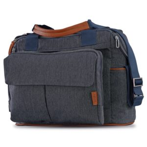 Inglesina Τσάντα Αλλαγής Trilogy Dual Bag, Village Denim