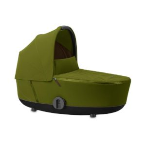 Cybex Lux Carry Cot for Mios, Khaki Green