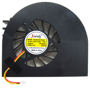 Ανεμιστηράκι Laptop - CPU Cooling Fan Dell Inspiron 15R N5110 M5110 5110 N511R M511R DFS501105FQ0T 23.10557.001 DFS531005MC0T F796 MF60090V1-C210-G99 (3PIN) (Κωδ. 80038)