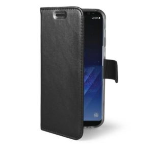 Celly Celly Air Θήκη - Πορτοφόλι Samsung Galaxy S8 Plus - Black (AIR691BK)