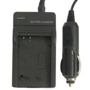 Digital Camera Battery Charger for CANON NB5L(Black)