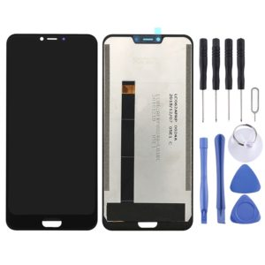 LCD Screen and Digitizer Full Assembly for Blackview BV9500(Black)