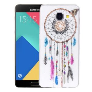 For Galaxy A5 (2016) / A510 Colour Bell Pattern IMD Workmanship Soft TPU Protective Case
