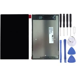 LCD Screen and Digitizer Full Assembly for Lenovo A8-50 / A5500(Black)