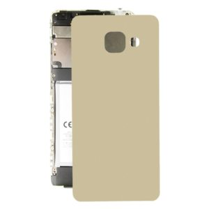 Battery Back Cover for Galaxy A3 (2016) / A3100(Gold)
