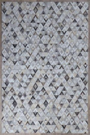 Χαλί Starless 3118-Dia500 Ivory Brown Angelo 200X300cm