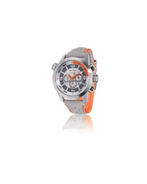 Sector URBAN OVERSIZE Double Crown Grey Chrono R3271602015