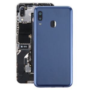 Battery Back Cover with Side Keys for Galaxy A20e(Blue)