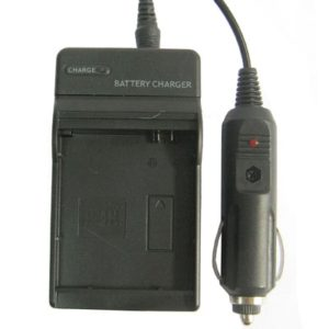 Digital Camera Battery Charger for SONY FF50/ FF51/ FF70/ FF71(Black)