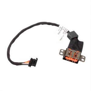 Βύσμα Τροφοδοσίας DC Power Jack Lenovo Yoga 700-14ISK 700-14Isk 80Qd Series DC30100P400(κωδ.1-3474)