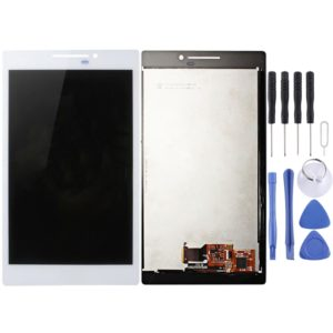 LCD Screen and Digitizer Full Assembly for Asus ZenPad 7.0 / Z370 / Z370CG (White)
