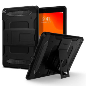 Spigen Tough Armor TECH Μαύρο για Apple iPad 10.2 (2019) ACS00377
