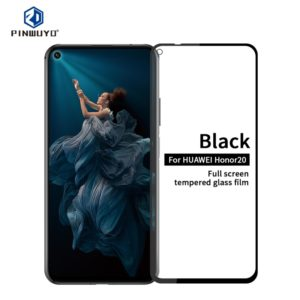 PINWUYO 9H 2.5D Full Glue Tempered Glass Film for HUAWEI Honor20 (PINWUYO)