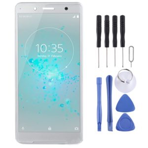 LCD Screen and Digitizer Full Assembly for Sony Xperia XZ2 Compact