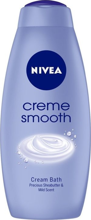 Nivea Bath Creme Smooth 750ml