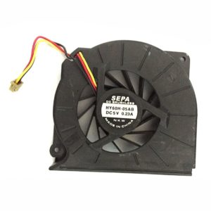 Ανεμιστηράκι Laptop - CPU Cooling Fan Fujitsu LifeBook S6311 S2210 S6510 S6410 E8410 T1010 T5010 MCF-S6055AM05B CA49008-0272 3 PINs (Κωδ. 80021)