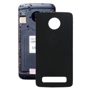 Battery Back Cover for Motorola Moto Z3 Play (Black)