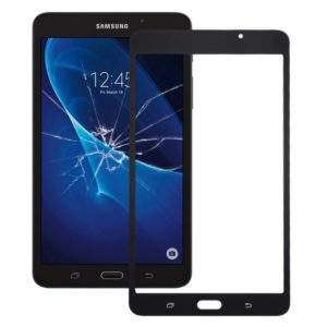 Front Screen Outer Glass Lens for Galaxy Tab A 7.0 (2016) / T280 (Black)