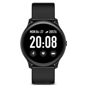 KingWear KW19 Smart Watch 1.3 inch Μαύρο