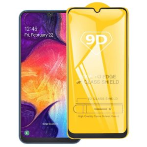 9D Full Glue Full Screen Tempered Glass Film For Galaxy J6 (2018)