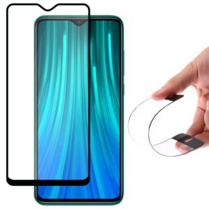 Wozinsky Tempered Glass Xiaomi Redmi Note 8 Pro Wozinsky Full Cover Flexi Nano-black