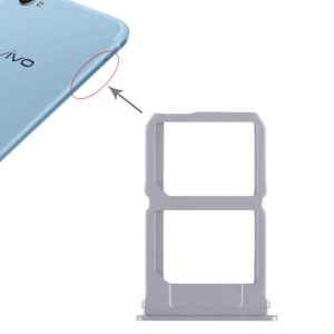 2 x SIM Card Tray for Vivo X9i(Grey)