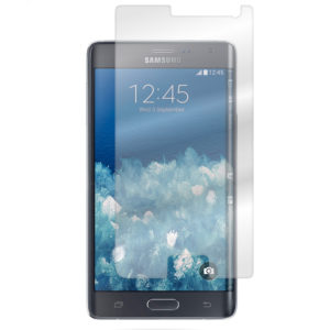 Screen Protector Clear for Samsung Galaxy Note Edge (2 τεμ.)