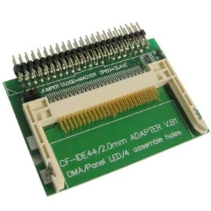 CF to 2.5 inch IDE 44 Pin male Adapter(Green)