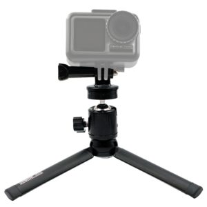 STARTRC 1105511 Aluminum Alloy Foldable Universal Handheld Tripod for DJI OSMO Action (STARTRC)