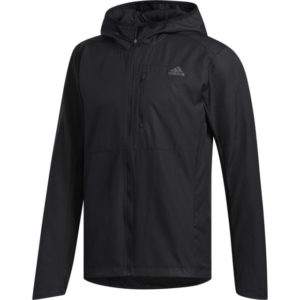 adidas Own The Run Hooded Mens s Jacket