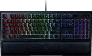 Razer Ornata Chroma, Soft Touch Tactile Click Gaming Keyboard, US Layout